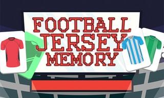 Football Jersey Memory