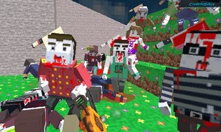 Survival shooting war game pixel gun apocalypse 3