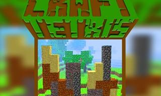 Craft Tetris