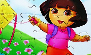 Cute Girl Jigsaw Puzzle
