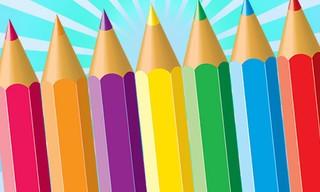 Pencil True Colors