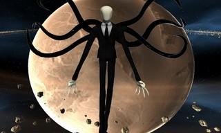 Slenderman Must Die: DEAD SPACE