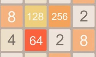 Classic 2048 Puzzle