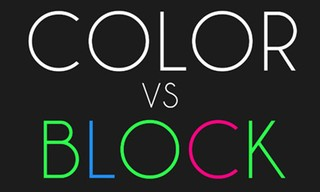 Color vs block