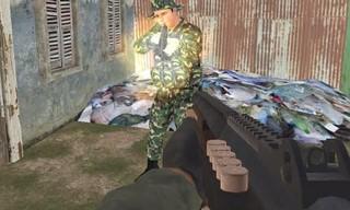 Frontline Commando Survival