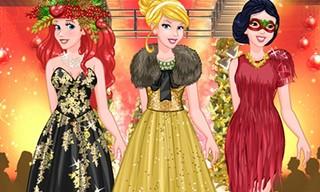 Princesses New Year Fashion Show