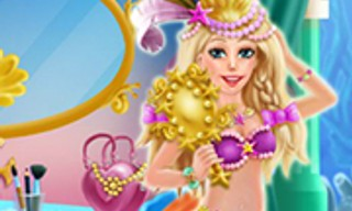 Carnaval Mermaid DressUp