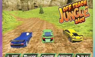 Off Track Jungle Car Race
