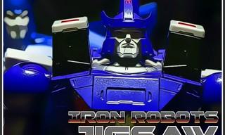 Iron Robots Jigsaw