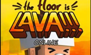 The Floor Is Lava Online