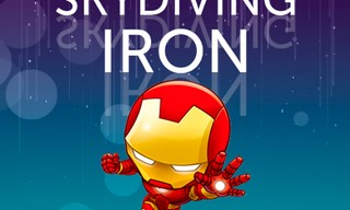 Skydiving Iron