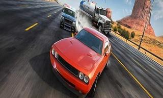 Crazy Traffic Car Racing Game