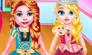 Baby Taylor Princess Cosplay Party
