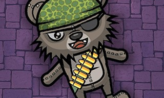 Zombies Bears Shooting