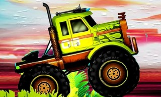 Crazy Monster Trucks Difference