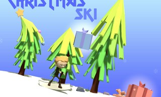 Christmas Ski