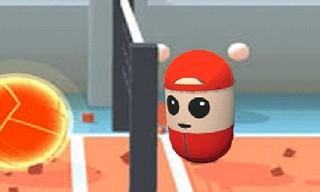 Cartoon Volley Fun