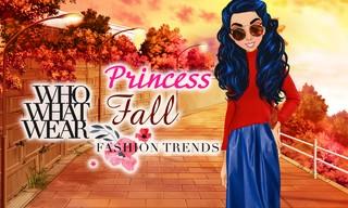 Who What Wear - Princess Fall Fashion Tr