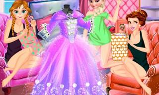 Princesses Dreamy Dress!