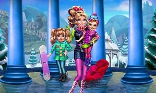 Girls Winter Fun