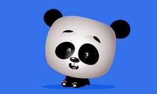 Cute Panda Memory Challenge