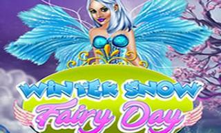 Winter Snow Fairy Day