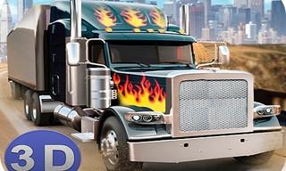 Cargo Truck: Euro American Tour (Simulator 2020)