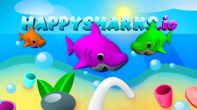 HappySharks.io